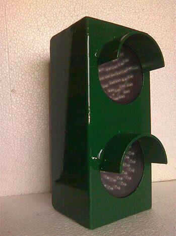 Sistemas de seguridad semáforos led
